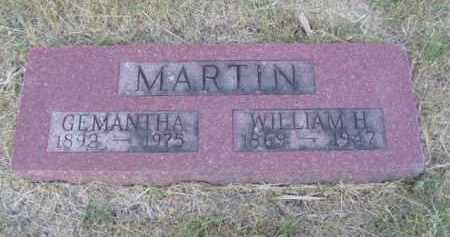 MARTIN, GEMANTHA - Minnehaha County, South Dakota | GEMANTHA MARTIN - South Dakota Gravestone Photos