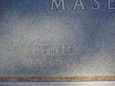 MASEMAN, SYLVIA - Minnehaha County, South Dakota | SYLVIA MASEMAN - South Dakota Gravestone Photos