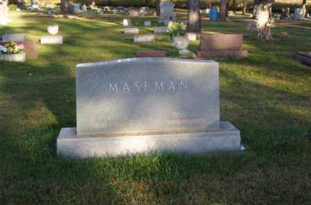 MASMAN, LEO J. - Minnehaha County, South Dakota | LEO J. MASMAN - South Dakota Gravestone Photos