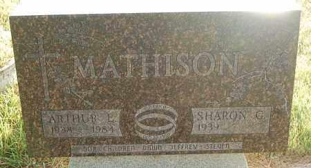 MATHISON, SHARON G. - Minnehaha County, South Dakota   SHARON G. MATHISON - South Dakota Gravestone Photos