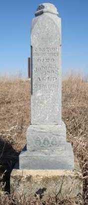 MCBURNEY, JOSEPH - Minnehaha County, South Dakota | JOSEPH MCBURNEY - South Dakota Gravestone Photos