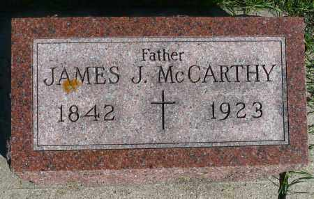 MCCARTHY, JAMES J. - Minnehaha County, South Dakota | JAMES J. MCCARTHY - South Dakota Gravestone Photos