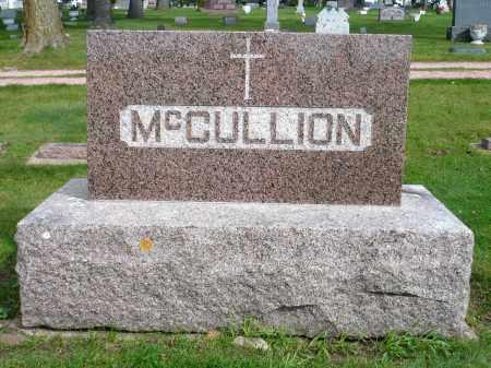 MCCULLION, FAMILY MARKER - Minnehaha County, South Dakota | FAMILY MARKER MCCULLION - South Dakota Gravestone Photos