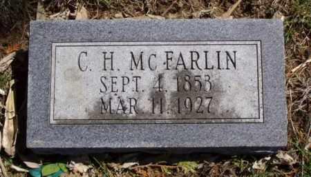 MCFARLIN, CYRUS HUETT - Minnehaha County, South Dakota | CYRUS HUETT MCFARLIN - South Dakota Gravestone Photos
