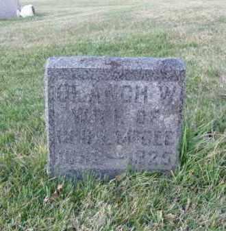 MCGEE, BLANCH E. - Minnehaha County, South Dakota   BLANCH E. MCGEE - South Dakota Gravestone Photos