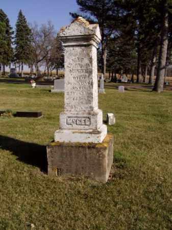 MCGEE, ISAAC - Minnehaha County, South Dakota | ISAAC MCGEE - South Dakota Gravestone Photos