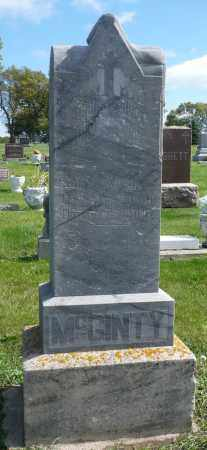 MCGINTY, MARY - Minnehaha County, South Dakota | MARY MCGINTY - South Dakota Gravestone Photos