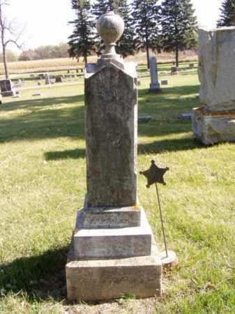 JARRED MCKEE, FRANCES ELIZABETH - Minnehaha County, South Dakota | FRANCES ELIZABETH JARRED MCKEE - South Dakota Gravestone Photos