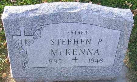 MCKENNA, STEPHEN P. - Minnehaha County, South Dakota | STEPHEN P. MCKENNA - South Dakota Gravestone Photos