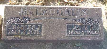 MCLAUGHLIN, CHARLES J. - Minnehaha County, South Dakota | CHARLES J. MCLAUGHLIN - South Dakota Gravestone Photos