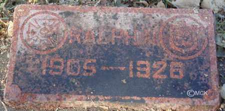 MELDRUM, RALPH - Minnehaha County, South Dakota | RALPH MELDRUM - South Dakota Gravestone Photos