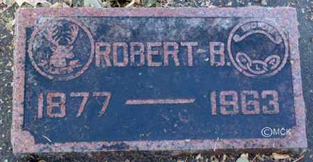 MELDRUM, ROBERT B. - Minnehaha County, South Dakota   ROBERT B. MELDRUM - South Dakota Gravestone Photos