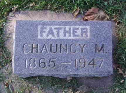 MERRITT, CHAUNCY M. - Minnehaha County, South Dakota | CHAUNCY M. MERRITT - South Dakota Gravestone Photos