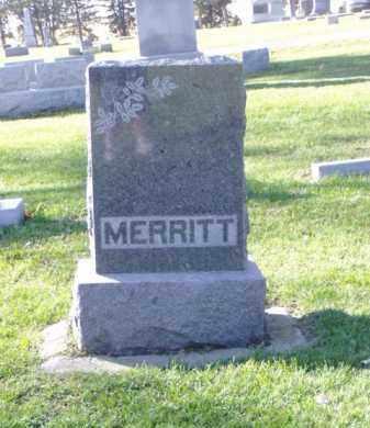 MERRITT, FAMILY MARKER - Minnehaha County, South Dakota | FAMILY MARKER MERRITT - South Dakota Gravestone Photos