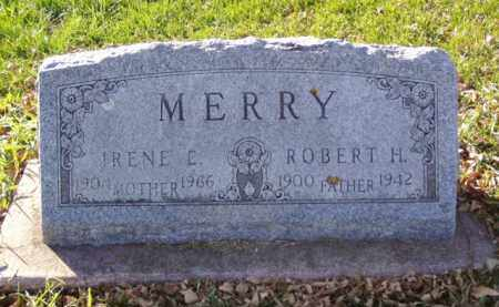 MERRY, ROBERT H. - Minnehaha County, South Dakota | ROBERT H. MERRY - South Dakota Gravestone Photos