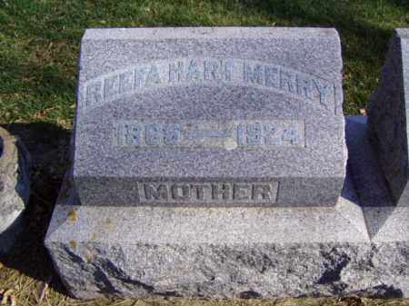 MERRY, REEFA MABLE - Minnehaha County, South Dakota | REEFA MABLE MERRY - South Dakota Gravestone Photos