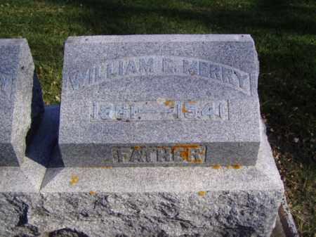 MERRY, WILLIAM EDGAR - Minnehaha County, South Dakota | WILLIAM EDGAR MERRY - South Dakota Gravestone Photos