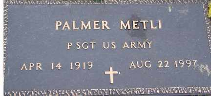 METI, PALMER (MILITARY) - Minnehaha County, South Dakota | PALMER (MILITARY) METI - South Dakota Gravestone Photos