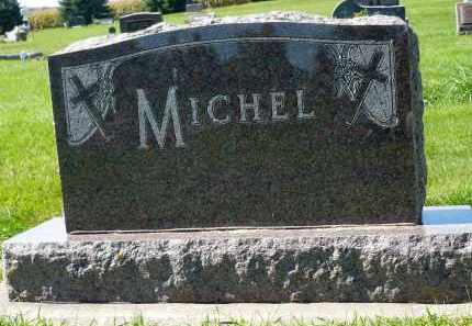 MICHEL, FAMILY MARKER - Minnehaha County, South Dakota | FAMILY MARKER MICHEL - South Dakota Gravestone Photos