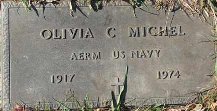 MICHEL, OLIVIA C. - Minnehaha County, South Dakota | OLIVIA C. MICHEL - South Dakota Gravestone Photos