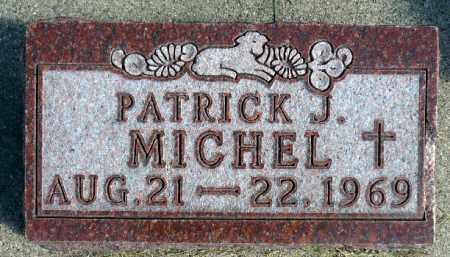MICHEL, PATRICK J. - Minnehaha County, South Dakota | PATRICK J. MICHEL - South Dakota Gravestone Photos