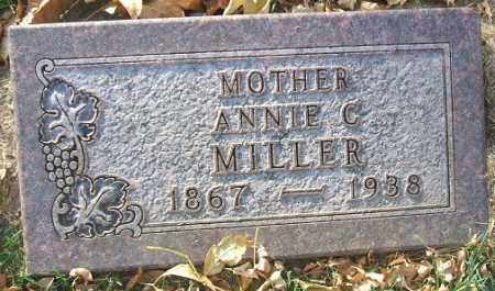 MILLER, ANNIE C. - Minnehaha County, South Dakota | ANNIE C. MILLER - South Dakota Gravestone Photos