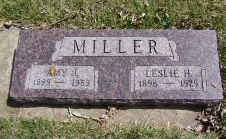 MILLER, AMY J. - Minnehaha County, South Dakota | AMY J. MILLER - South Dakota Gravestone Photos