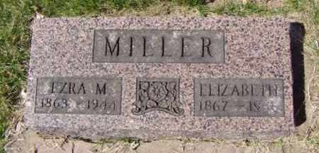 MILLER, ELIZABETH LIVINGSTON - Minnehaha County, South Dakota | ELIZABETH LIVINGSTON MILLER - South Dakota Gravestone Photos
