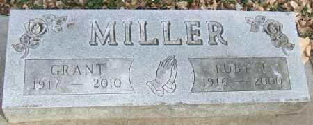 MILLER, RUBY - Minnehaha County, South Dakota | RUBY MILLER - South Dakota Gravestone Photos
