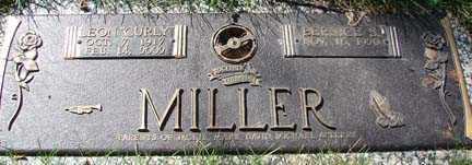 EITREIM MILLER, BERNICE - Minnehaha County, South Dakota   BERNICE EITREIM MILLER - South Dakota Gravestone Photos