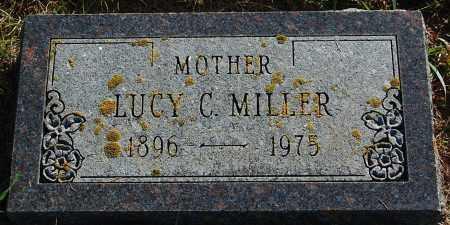 MILLER, LUCY C. - Minnehaha County, South Dakota | LUCY C. MILLER - South Dakota Gravestone Photos