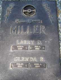MILLER, LARRY D. - Minnehaha County, South Dakota   LARRY D. MILLER - South Dakota Gravestone Photos