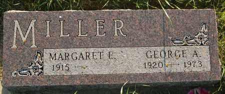 MILLER, MARGARET E. - Minnehaha County, South Dakota | MARGARET E. MILLER - South Dakota Gravestone Photos
