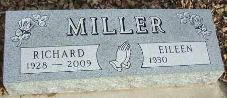 MILLER, RICHARD - Minnehaha County, South Dakota | RICHARD MILLER - South Dakota Gravestone Photos