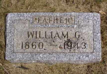 MILNE, WILLIAM G. - Minnehaha County, South Dakota | WILLIAM G. MILNE - South Dakota Gravestone Photos