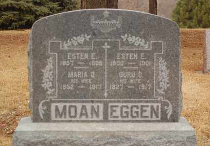 EGGEN, GURU O. - Minnehaha County, South Dakota | GURU O. EGGEN - South Dakota Gravestone Photos