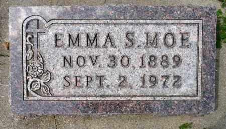 BRENDE MOE, EMMA S. - Minnehaha County, South Dakota   EMMA S. BRENDE MOE - South Dakota Gravestone Photos