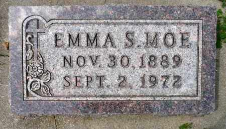 BRENDE MOE, EMMA S. - Minnehaha County, South Dakota | EMMA S. BRENDE MOE - South Dakota Gravestone Photos