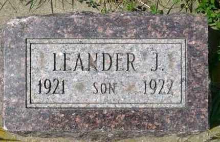 MOEN, LEANDER J. - Minnehaha County, South Dakota   LEANDER J. MOEN - South Dakota Gravestone Photos