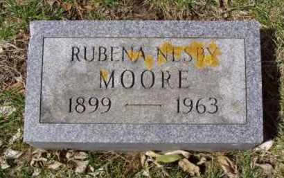 MOORE, RUBENA OTHELIA - Minnehaha County, South Dakota | RUBENA OTHELIA MOORE - South Dakota Gravestone Photos