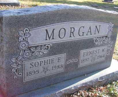 MORGAN, SOPHIE F. - Minnehaha County, South Dakota | SOPHIE F. MORGAN - South Dakota Gravestone Photos
