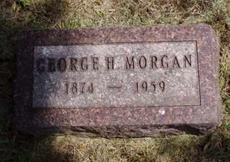 MORGAN, GEORGE HAFFER - Minnehaha County, South Dakota | GEORGE HAFFER MORGAN - South Dakota Gravestone Photos