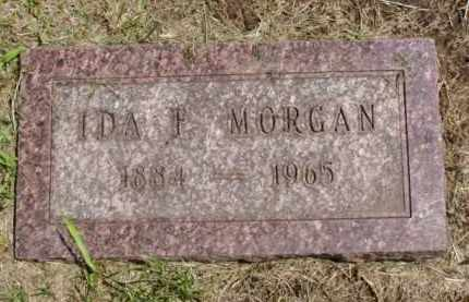 MORGAN, IDA FLORENCE - Minnehaha County, South Dakota | IDA FLORENCE MORGAN - South Dakota Gravestone Photos