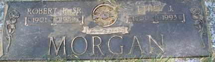 MORGAN, ROBERT R. SR. - Minnehaha County, South Dakota | ROBERT R. SR. MORGAN - South Dakota Gravestone Photos