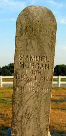 MORGAN, SAMUEL - Minnehaha County, South Dakota | SAMUEL MORGAN - South Dakota Gravestone Photos