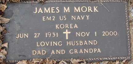 MORK, JAMES M. (KOREA) - Minnehaha County, South Dakota | JAMES M. (KOREA) MORK - South Dakota Gravestone Photos