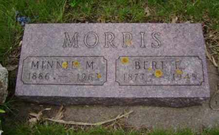 MORRIS, MINNIE MAE - Minnehaha County, South Dakota | MINNIE MAE MORRIS - South Dakota Gravestone Photos