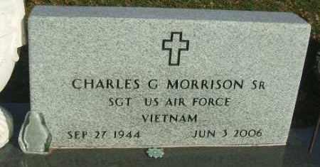 MORRISON, CHARLES G. SR. (VIETNAM) - Minnehaha County, South Dakota | CHARLES G. SR. (VIETNAM) MORRISON - South Dakota Gravestone Photos