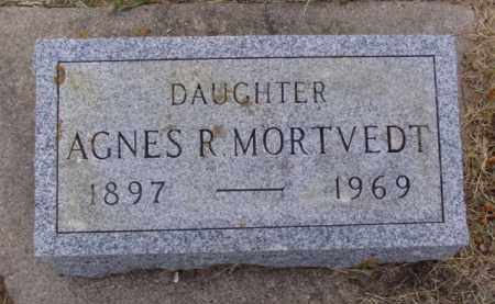 MORTVEDT, AGNES RUTH - Minnehaha County, South Dakota | AGNES RUTH MORTVEDT - South Dakota Gravestone Photos