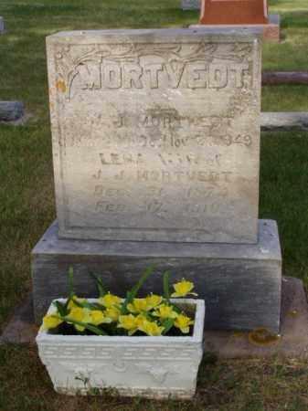 MORTVEDT, JACOB J. - Minnehaha County, South Dakota | JACOB J. MORTVEDT - South Dakota Gravestone Photos